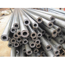 din1629 single random length seamless steel pipe