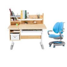 Mesa e cadeira ergonômica para crianças