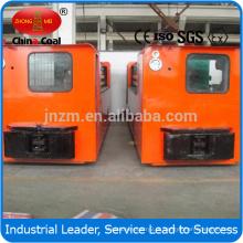 Locomotiva da mineração subterrânea 8T / Locomotive elétrico / Locomotive diesel