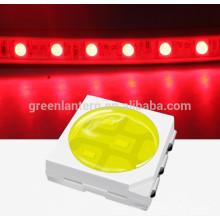 Waterproof IP67 LED Strip Light 220V RGB 5050 SMD 60 leds/m