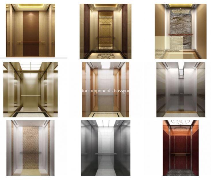 Passenger Elevator Cab Modernization