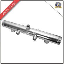 Colector de agua de acero inoxidable de calidad para el sistema de bomba (YZF-M455)