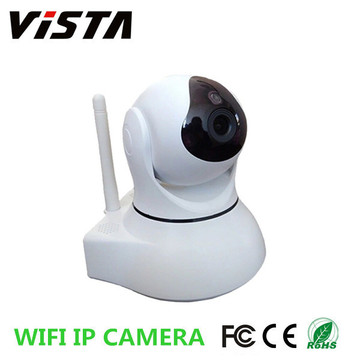 Telecamera di sicurezza Ip Wireless di Wifi P2P di 720P 1,0 Megapixel