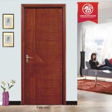 2015 Contreplaqué wpc le plus vendu design intérieur de porte principale pour la décoration de cuisine