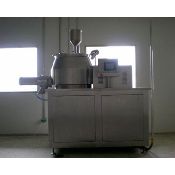 quick speed mixing granulator in pharmaceutical industry