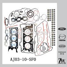High Quality Upper Engine Gasket Set for Mazda Tribute MPV For-d Escape AJ03-10-SF0