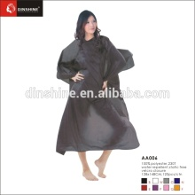 wholesale high quality waterproofing coating hair cutting cape
