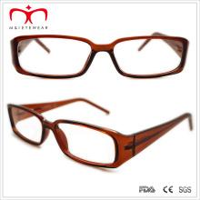 Unisex, plástico, leitura, óculos, metal, dentro, (wrp508322)