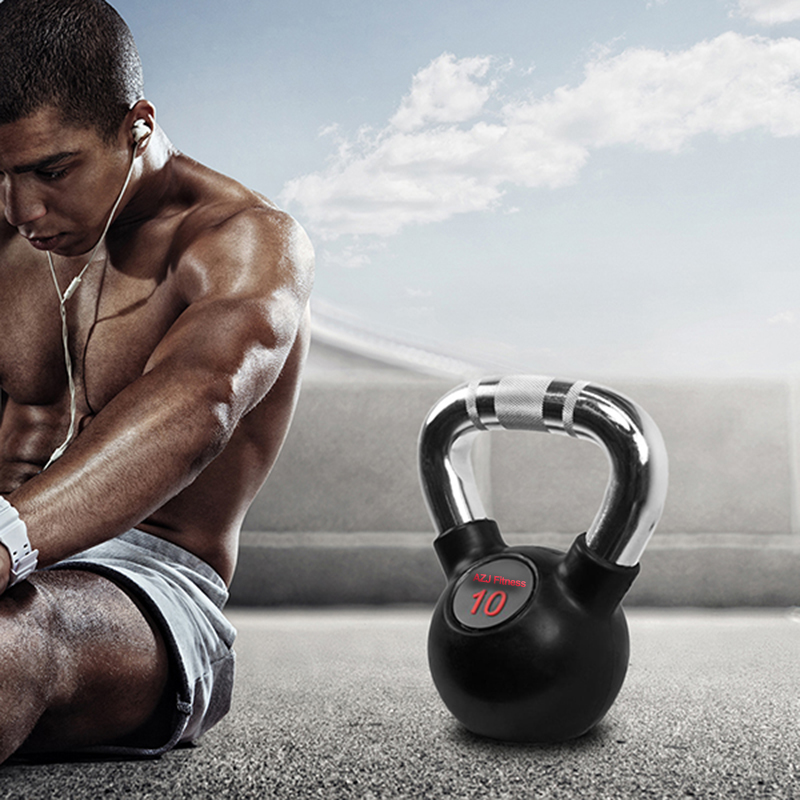 Vinyl Coated Training Kettlebell