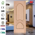 Beech Natural HDF Veneer Exotic Door Panel