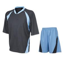 Vente en gros Sublimation simple Jersey de football réversible Soccer