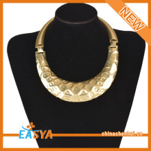 Fashion Artificial Rose Gold Necklace