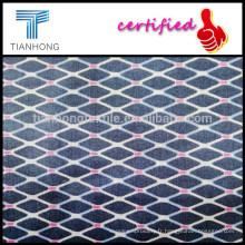 32 s peigné popeline de contrôles/Plaid coton avec impression réactive chaud-vente en Corée sur mesure pour l'ÉLAND