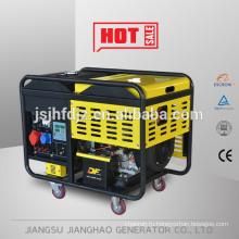 воздушным охлаждением 10kva дизель генератор Цена 8kw Электрический генератор