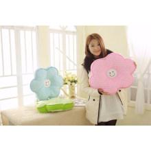Мягкие плюшевые игрушки цветочная подушка для красивых девочек мягкая подушка для детей