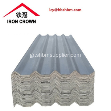 MGO Roofingsheet Better Than Κυματοειδές Metal Sheet Sheets