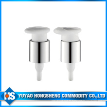 Pompe à crème 24/415 avec fermeture en aluminium de logo en relief