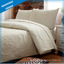 100%Cotton Bedding Coverlet Quilt (set)