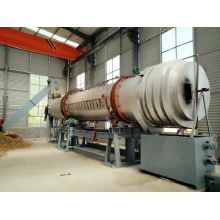 China for Charcoal Machine Equipment rotary kiln Rotary carbonization furnace supply to Netherlands Importers