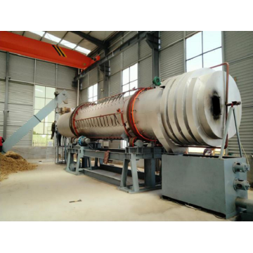 rotary kiln Rotary carbonization furnace