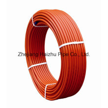Chevaucher le tuyau en Pex-Al-Pex (PE-al-PE), composite plastique (gaz, froid, chaud)