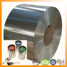 Prime de qualidade JIS G 3303 para bobina de folha de Flandres lata