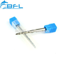 Spiral Carbide Face Wave Form End Mill With Morse Taper Shank with high quality