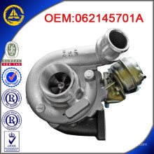 721204-5001S GT2256V 721204-0001 turbocharger for VW 2.8L