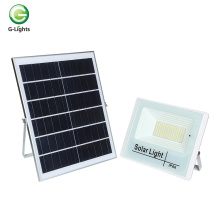 High brightness Lithium Battery ip66 solar flood light