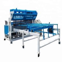 Fábrica de máquinas de solda de malha de arame PLC
