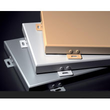 Nicht-perforierte dekorative Aluminium-Deckenpaneele