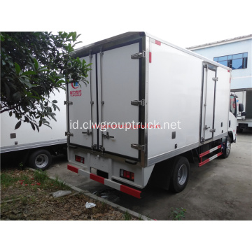 Truk kulkas freezer ISUZU Diesel 4T Thermo King
