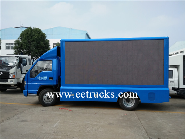 Foton Mobile LED Advertising Trucks