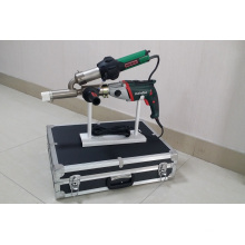 Máquina de solda de extrusora de mão de plástico HDPE
