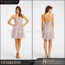 Vestidos de dama de honra lindos de alta qualidade