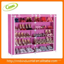 Armoire à chaussures rose (RMB)