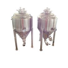 Réservoir de fermentation en bière en acier inoxydable pour la brasserie à domicile
