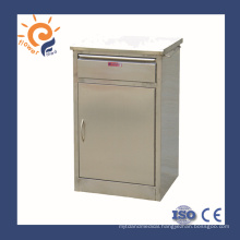 FG-4 China supplier hospital ward stainless steel bedside stand