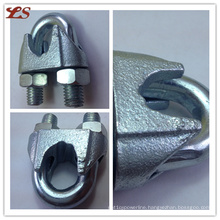 Hot DIP Galvanized DIN 741 Metal Wire Rope Clips