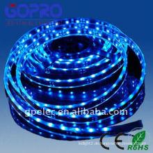 Wasserdichte schwarze LED-Streifen Spa / Boot Licht