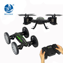 Borong 2.4GHz 6 Axis 4 Channel Light Weight Drone Drone dengan Lampu LED