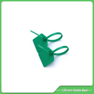 Poly Etileno, 120 Milímetros, para Cultivo, Identificando o Fio da Internet, Selos de Plástico
