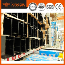 Perfilado de perfil de aluminio de la industria personalizada