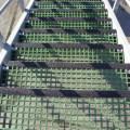 Escalera antideslizante estructural
