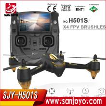 Hubsan H501S X4 RC Brummen mit Kamera 1080P HD GPS folgen mir Modus / automatische Rückkehr / Headless Spielzeug 5.8G FPV Quadcopter SJY-H501S
