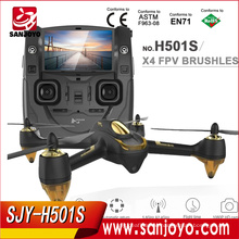 Hubsan H501S X4 RC Drone With Camera 1080P HD GPS Follow Me Mode/Automatic Return/Headless Toy 5.8G FPV Quadcopter SJY-H501S