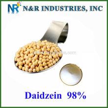 2016 Top quality guaranteed daidzein powder /daidzein