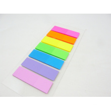Self-Adhesive Film Pet Index Sticky Notes (9607)