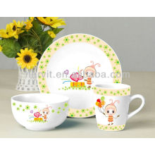 Ceramic Giftware Kids Breakfast Sets