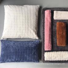 north europe style soft fleece leg throw pillows